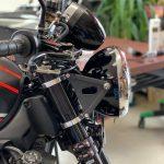 Z900RSヘッドライトステー発売開始!